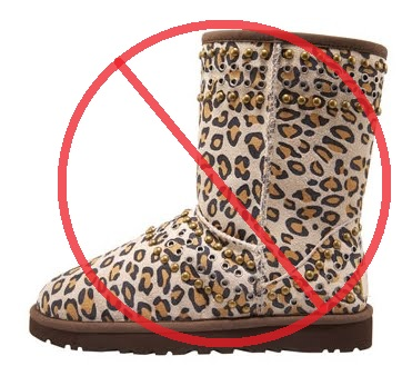 Phil. School Ban on Uggs