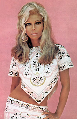 Style Icon of the Month: Nancy Sinatra