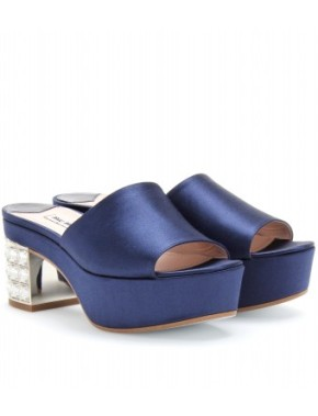 Trends We Covet – Mid Heel Sandals