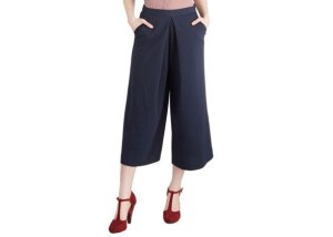 BLOGGER CONFERENCE PANTS, $69.99, MODCLOTH.COM